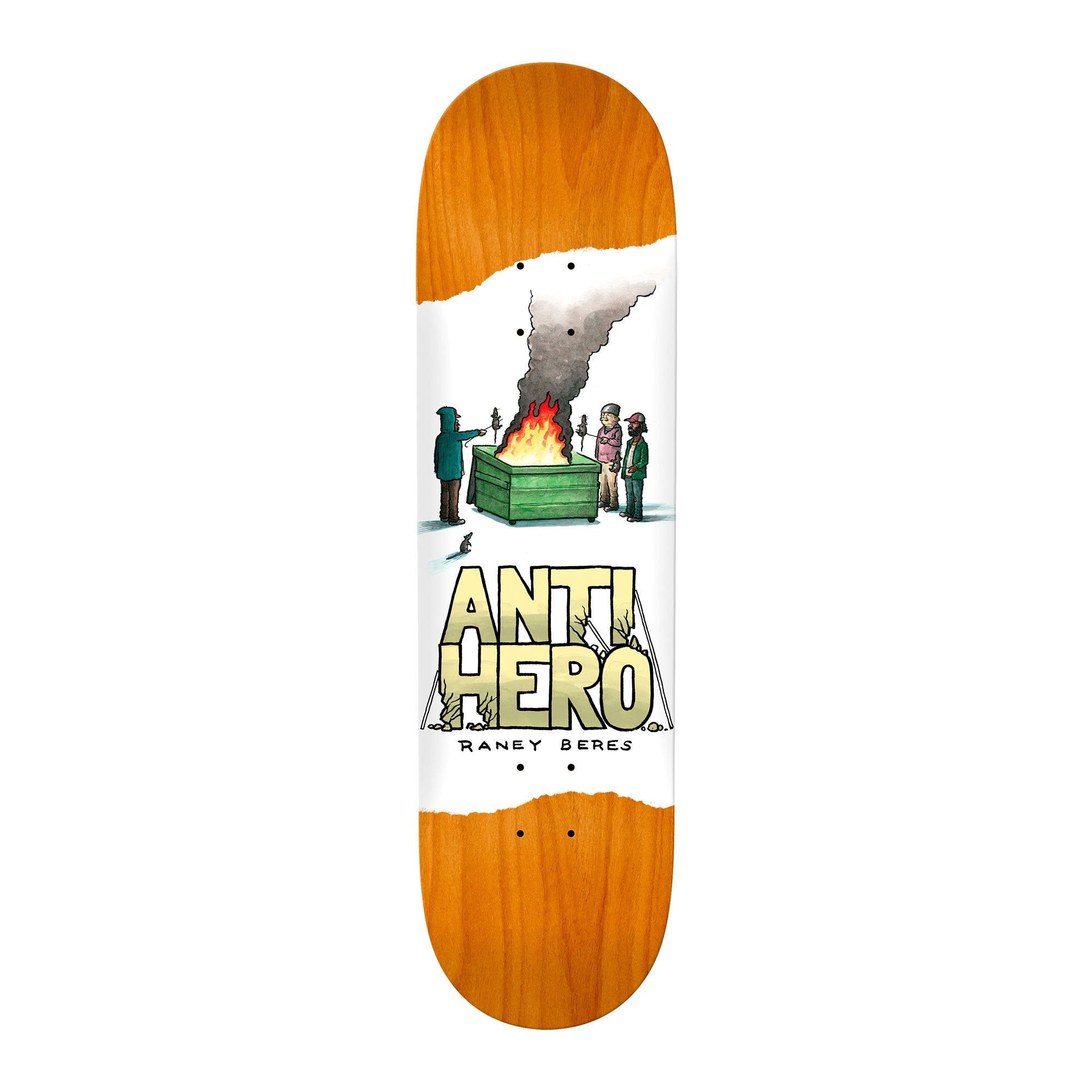 Anti-Hero Expressions Raney Beres Deck Product Photo #1