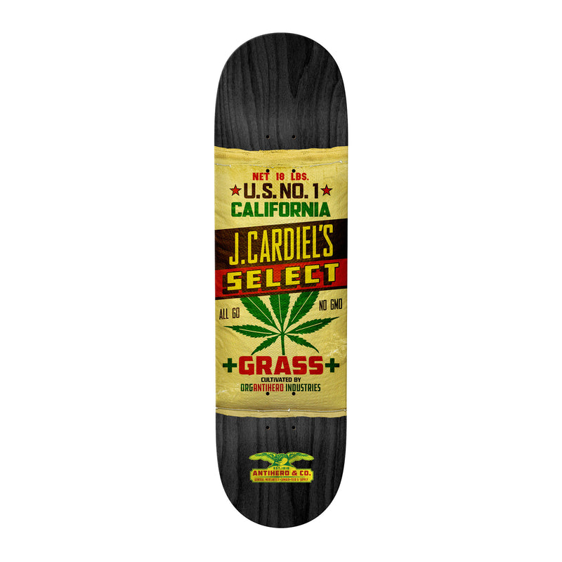 Anti-Hero General Mercantile Cardiel Deck Product Photo