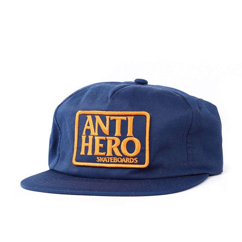 Anti-Hero Reserve Patch Cap Product Photo
