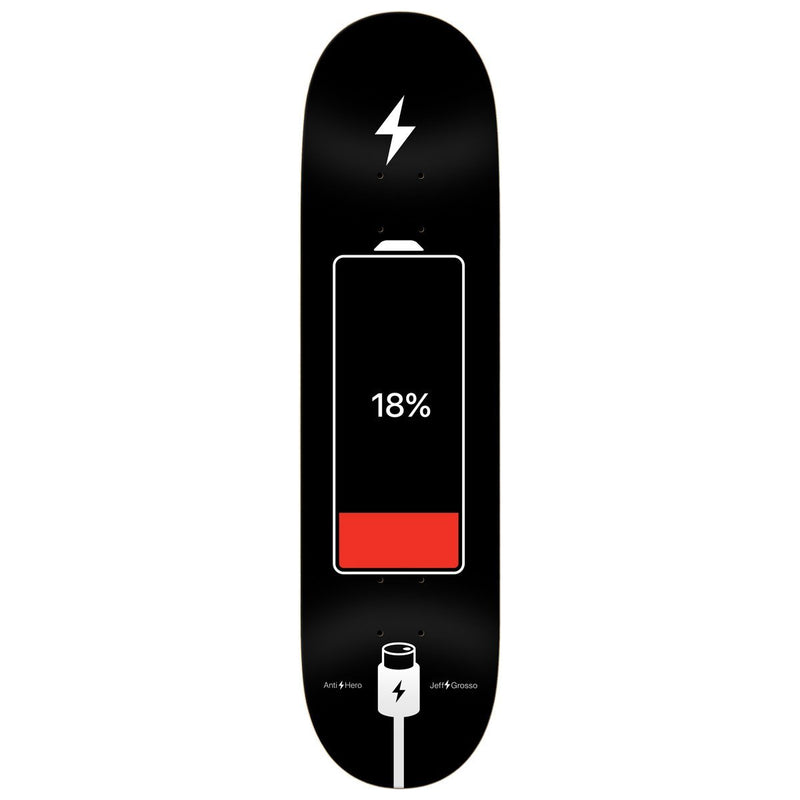 Anti-Hero Battery Life Deck Product Photo
