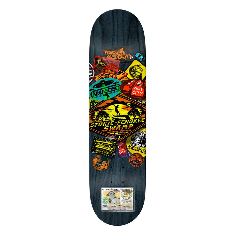 Anti-Hero Parkboard Deck Product Photo