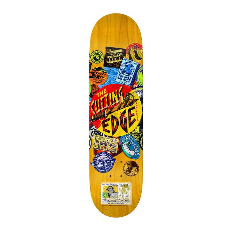 Anti-Hero Park Board Deck Product Photo