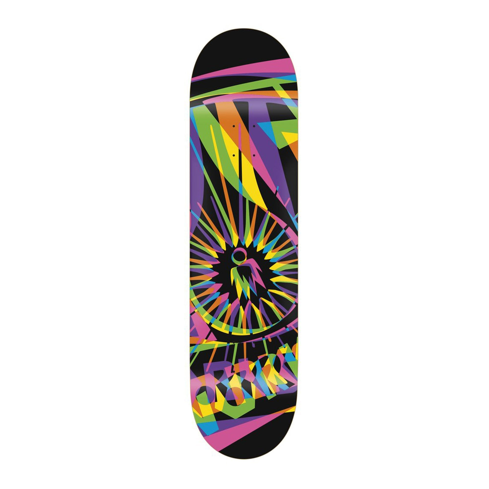 Alien Workshop Dayglo Deck Product Photo #1