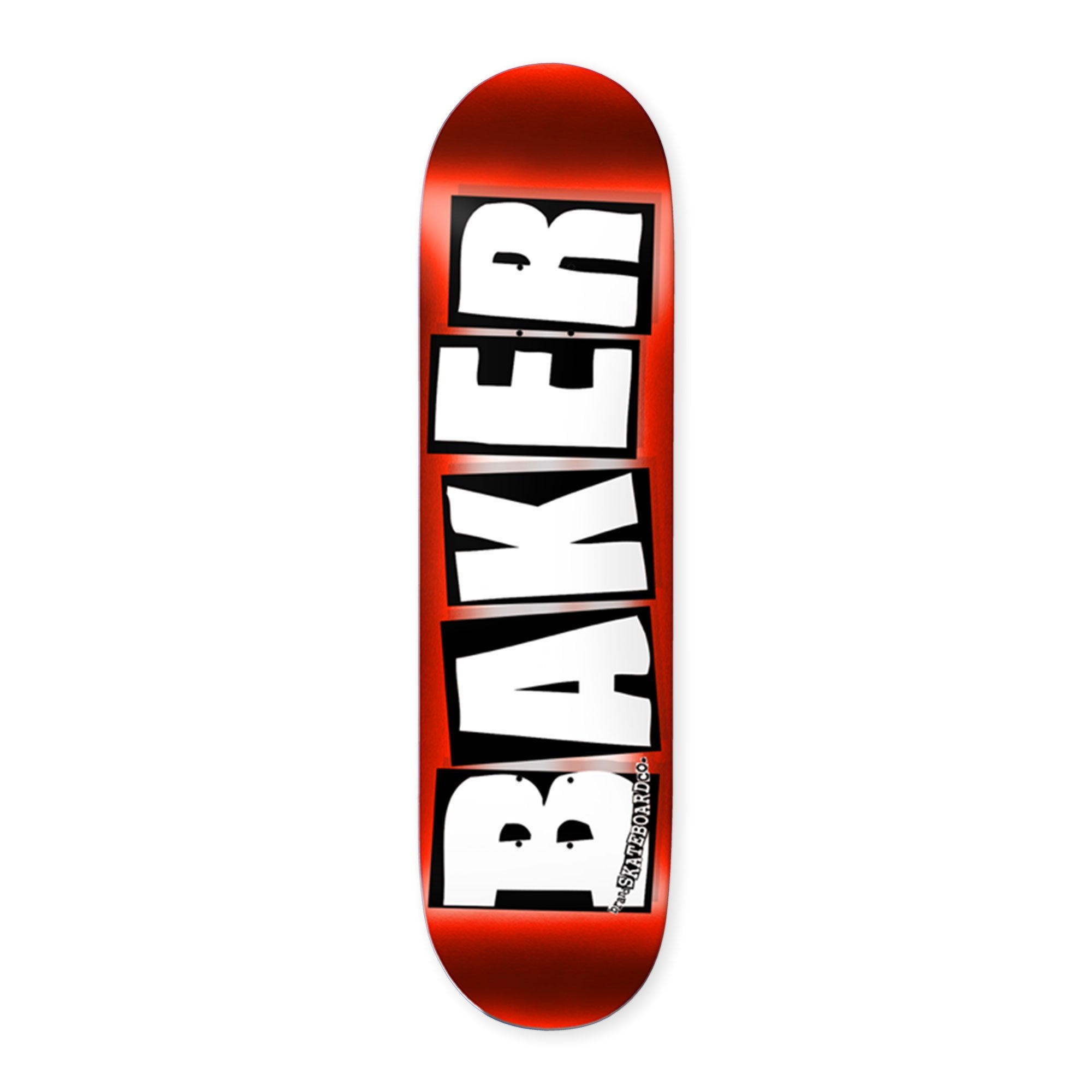 Baker Brand Name Foil Deck Product Photo #1