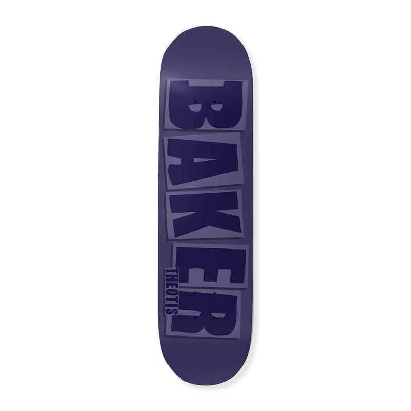Baker Theotis Brand Name Deck Product Photo