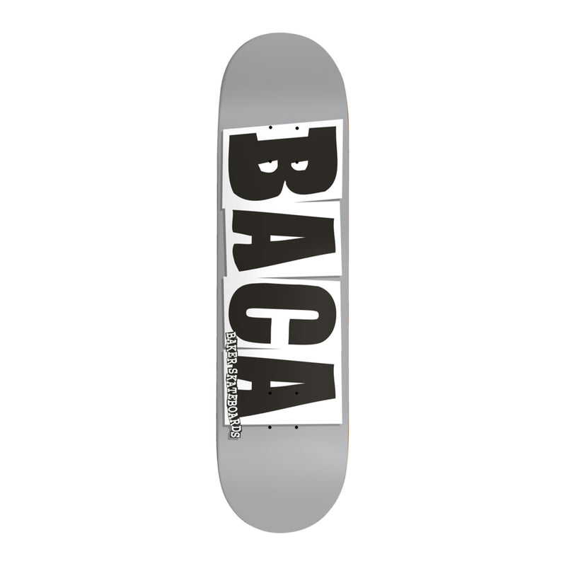 Baker Baca Brand Logo Raiders Deck Product Photo