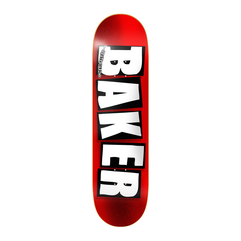 Baker Brand Name Foil Deck Product Photo