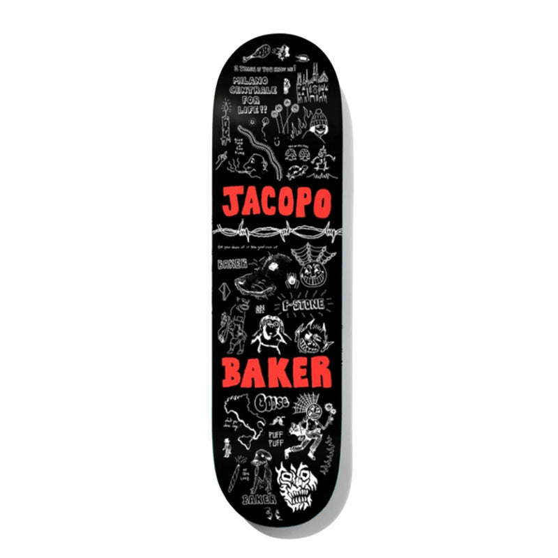 Baker Jacopo Puff Puff Deck Product Photo