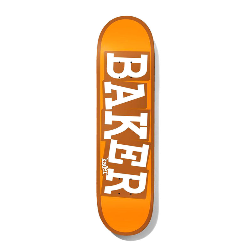 Baker Kader Ribbon Name Deck Product Photo