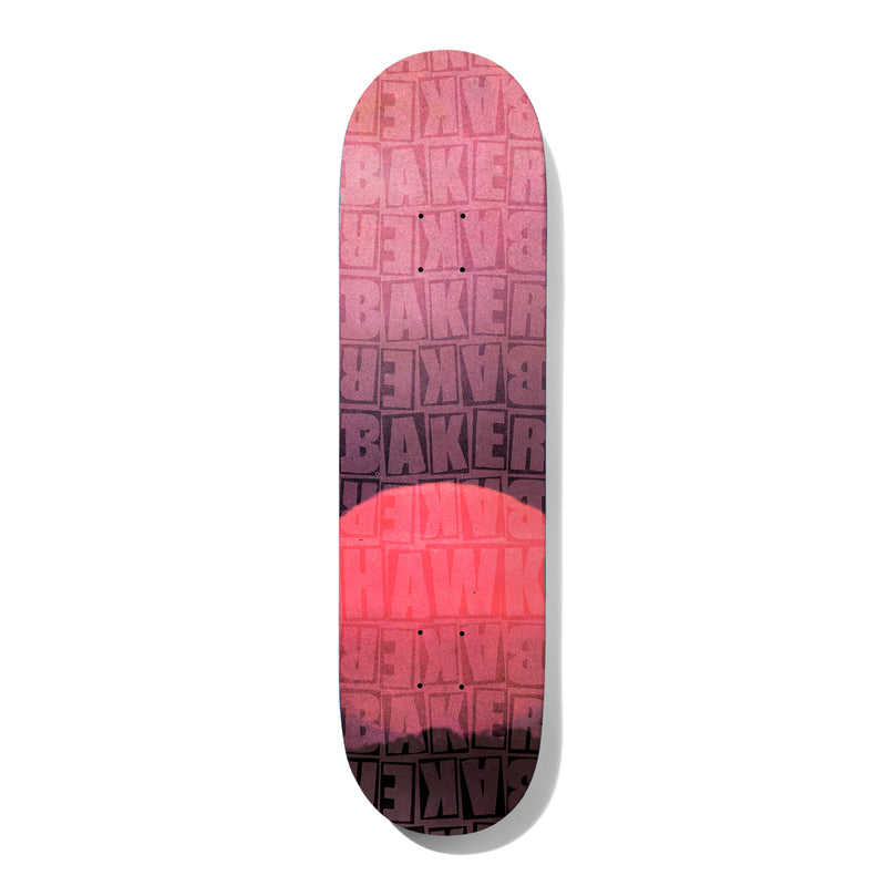 Baker Riley Hawk Pile Red B2 Deck Product Photo