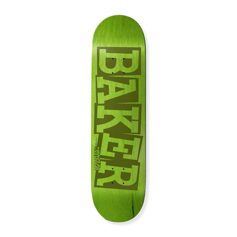 Baker Reynolds Ribbon Name Deck Product Photo
