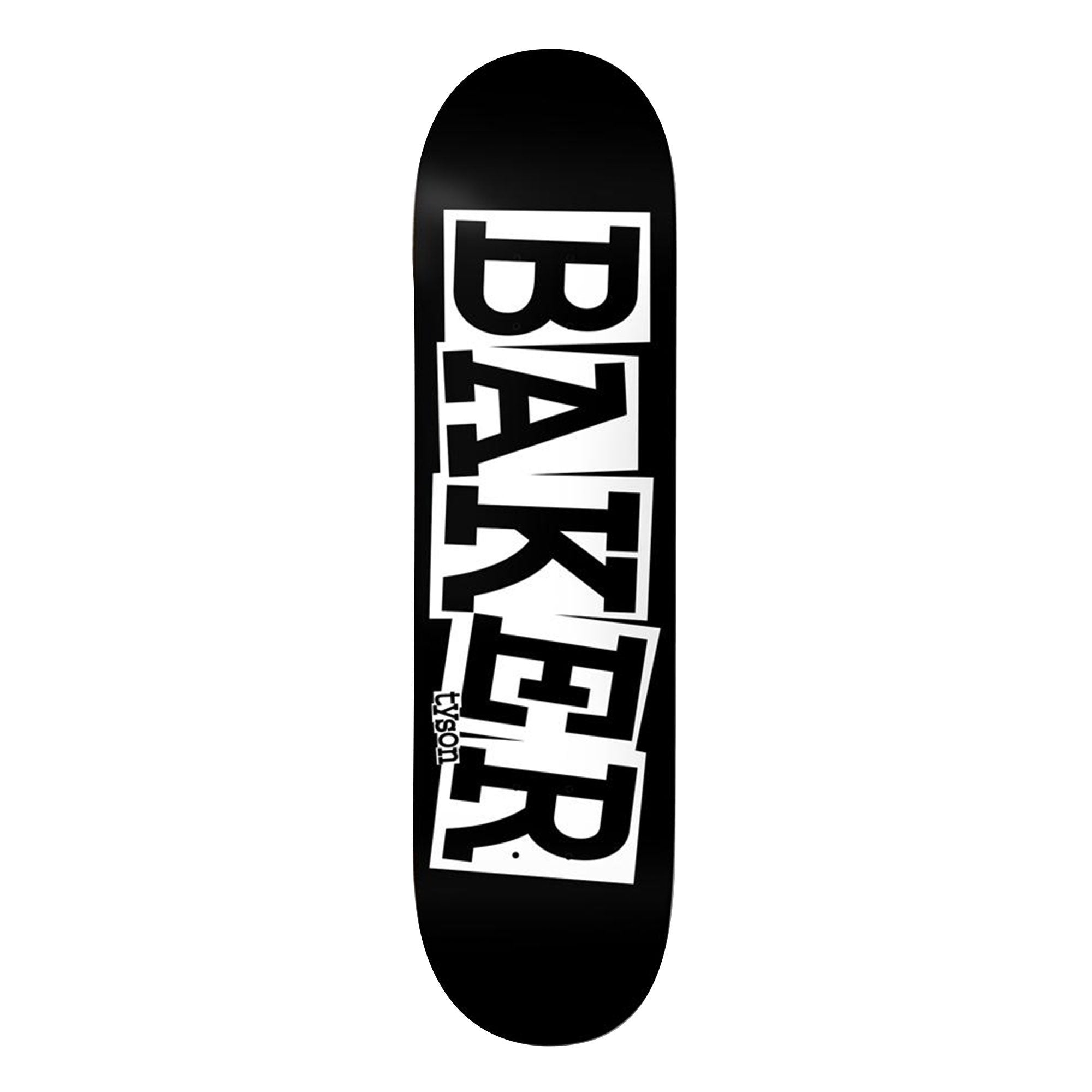 Baker Brand Name Ribbon Deck Product Photo #1