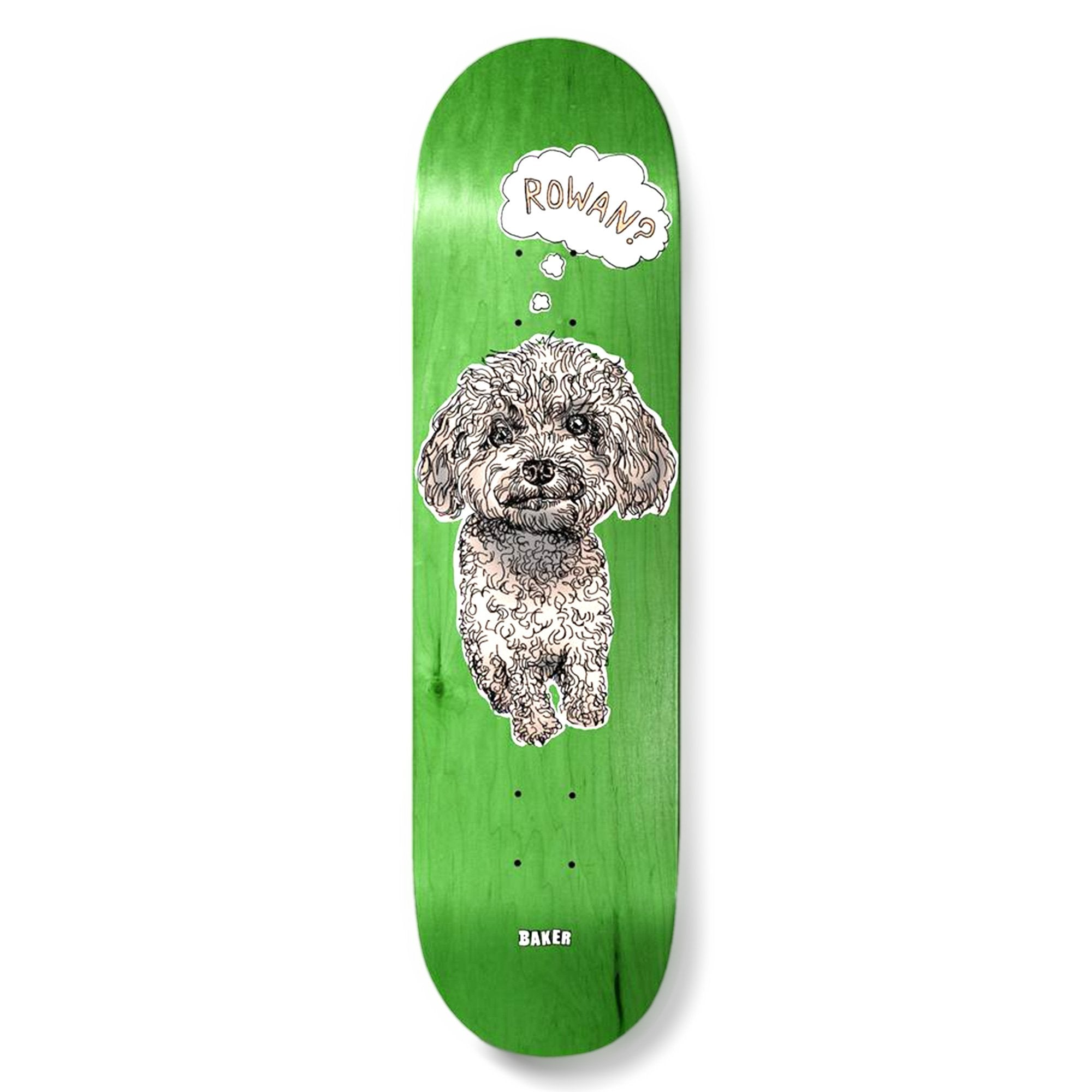 Baker Animals Deck