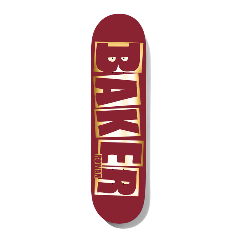 Baker Rowan Brand Name Deck Product Photo