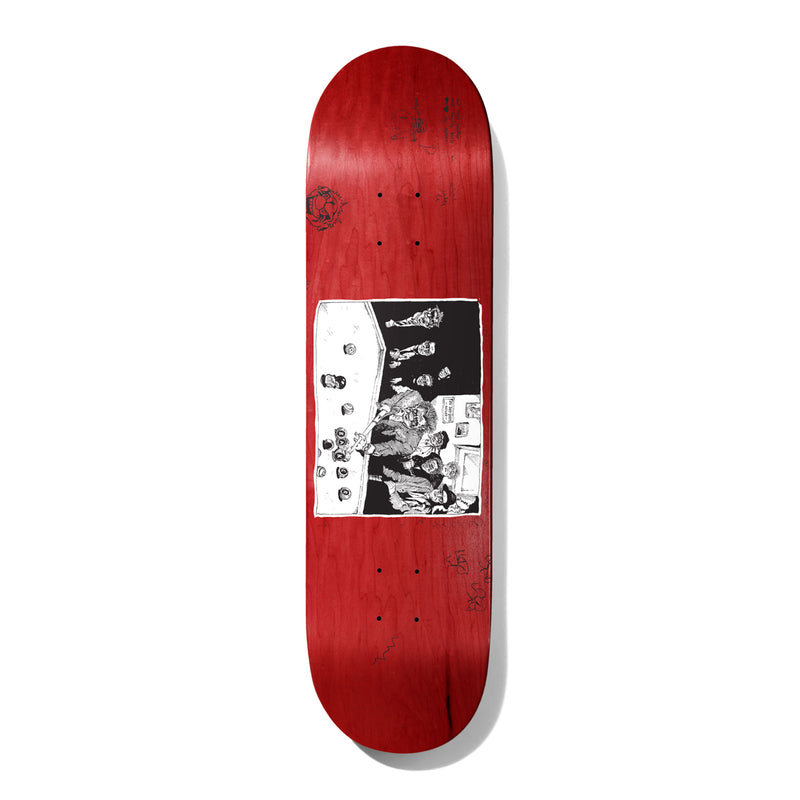 Baker Santino Team Deck Product Photo
