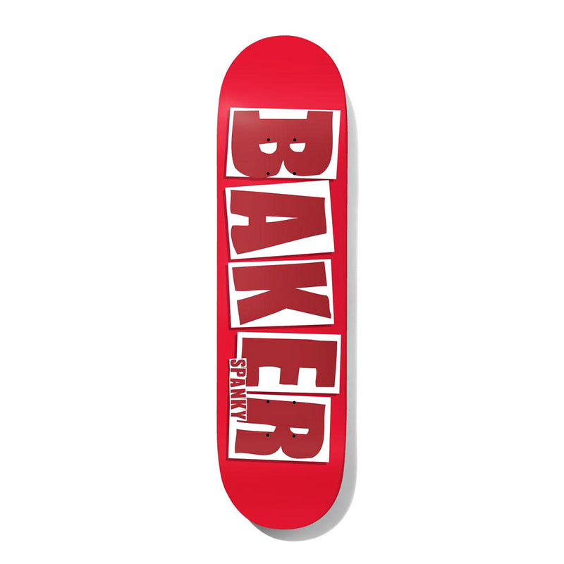 Baker Spanky Brand Name Deck Product Photo