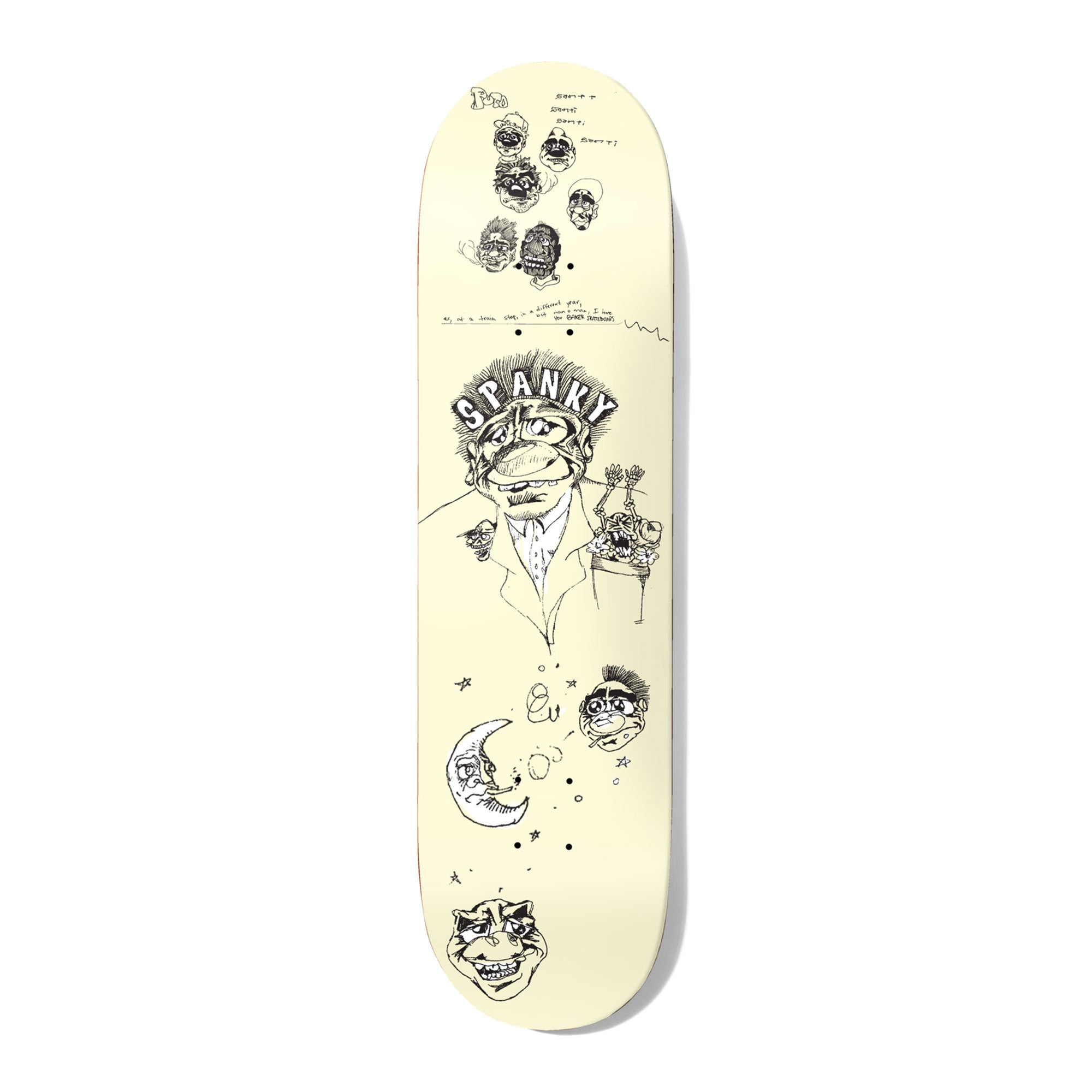 Baker Spanky Santino Deck Product Photo #1