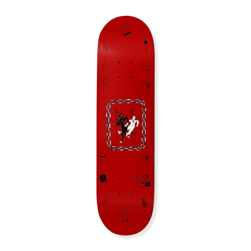 Baker Riley Superstitions Deck Product Photo