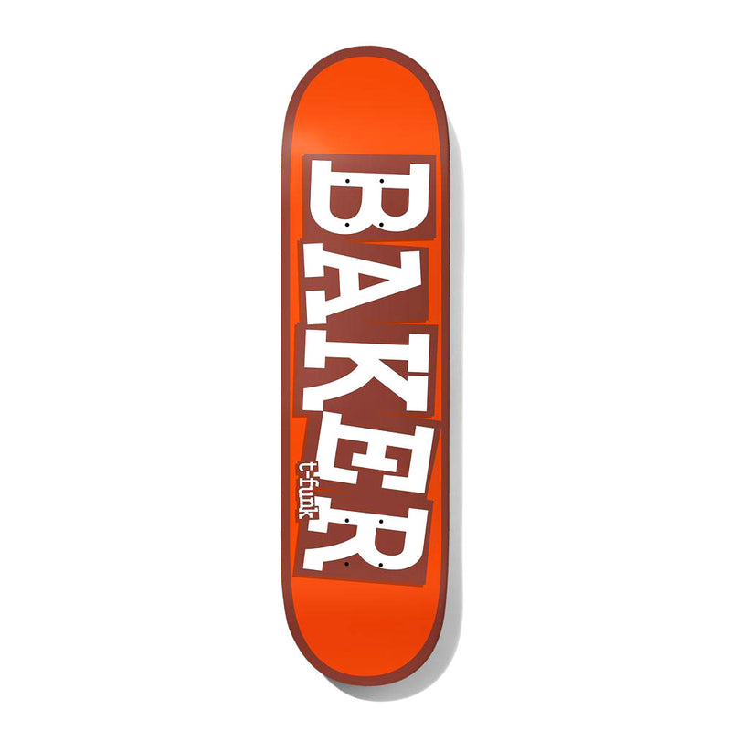 Baker T-Funk Ribbon Name Deck Product Photo