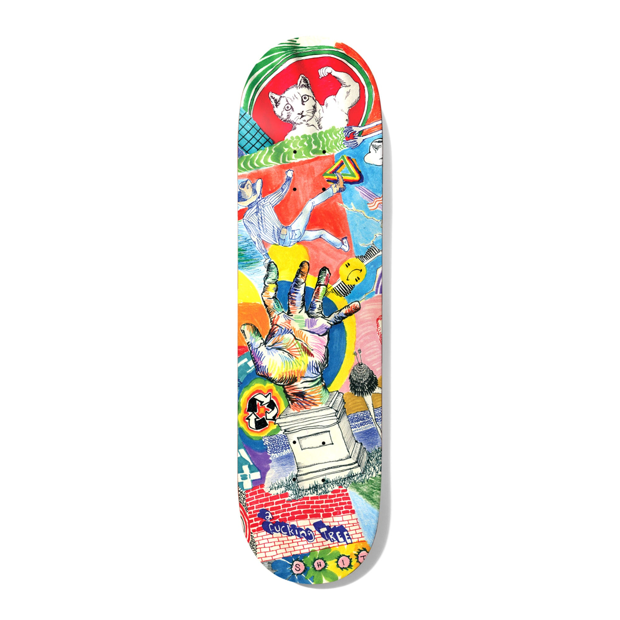 Baker T-Funk Thoughts Deck Product Photo #1