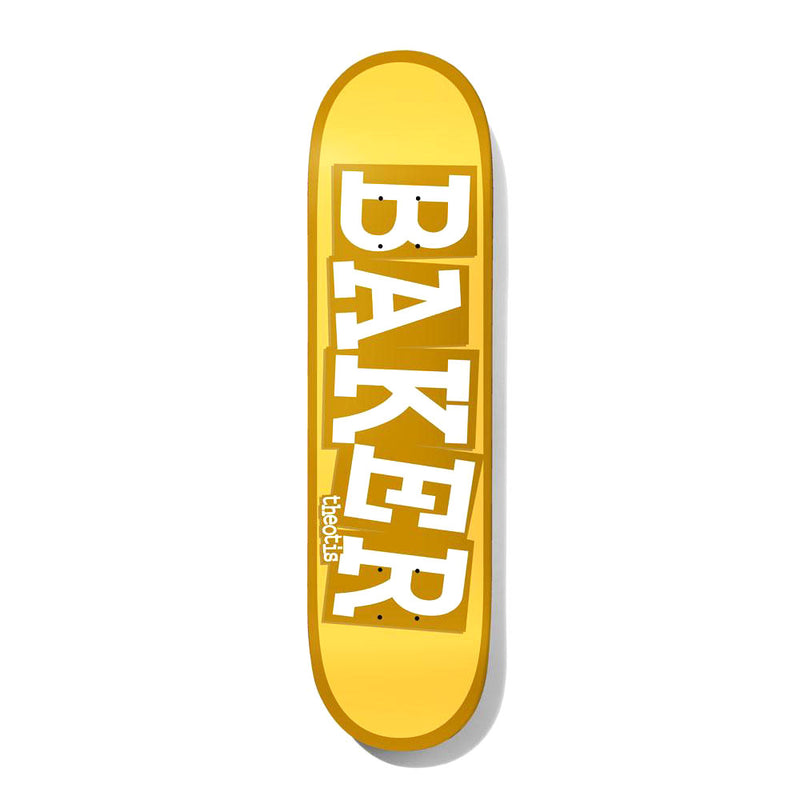 Baker Theotis Ribbon Name Deck Product Photo