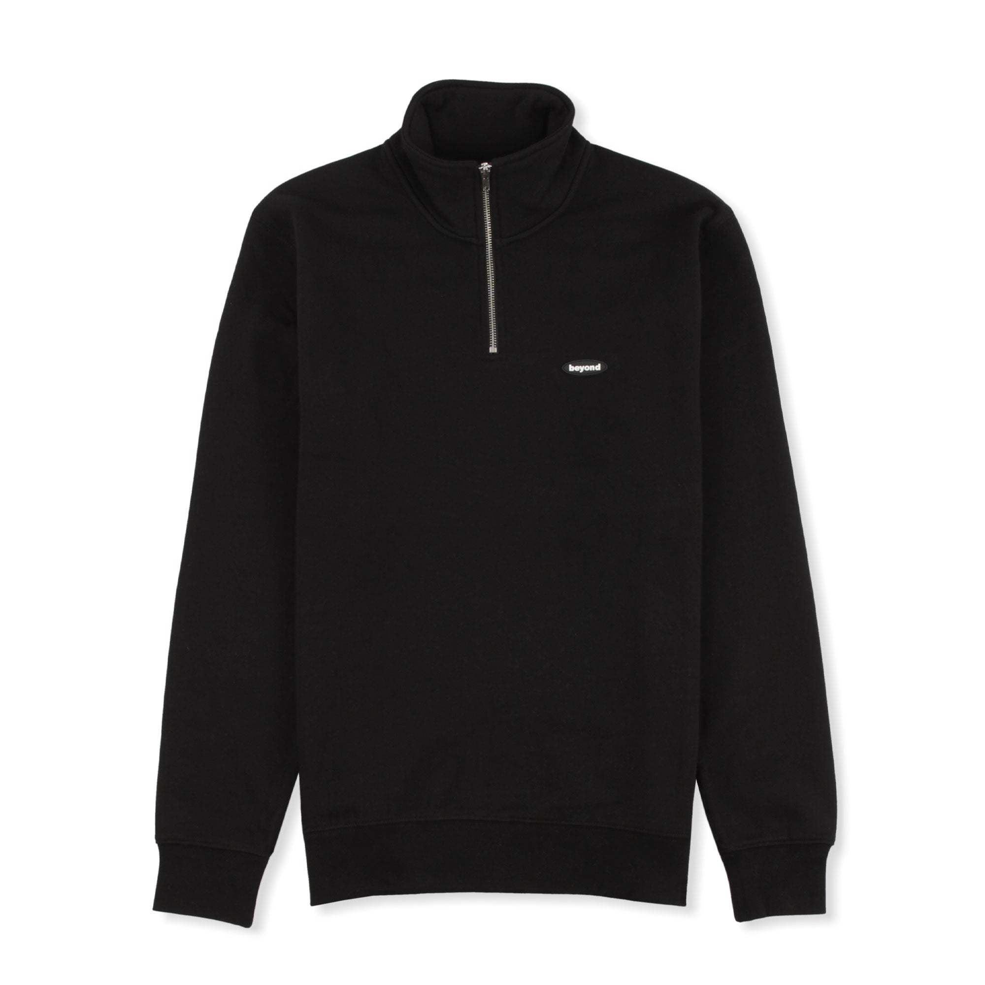 Beyond Rubber Patch 1/2 Zip Fleece Product Photo #1