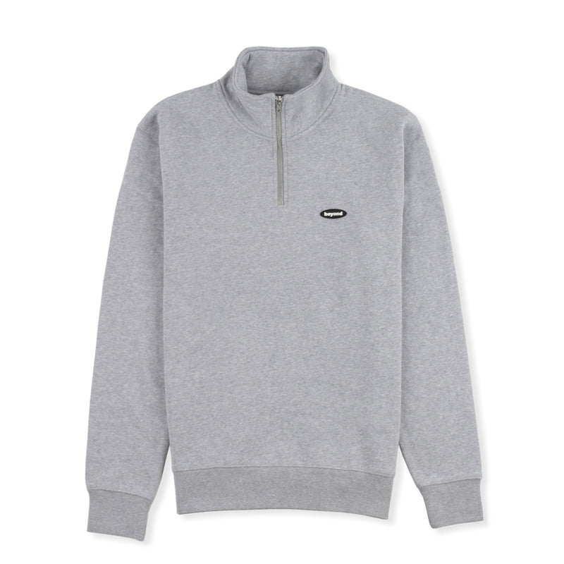 Beyond Rubber Patch 1/2 Zip Fleece Product Photo