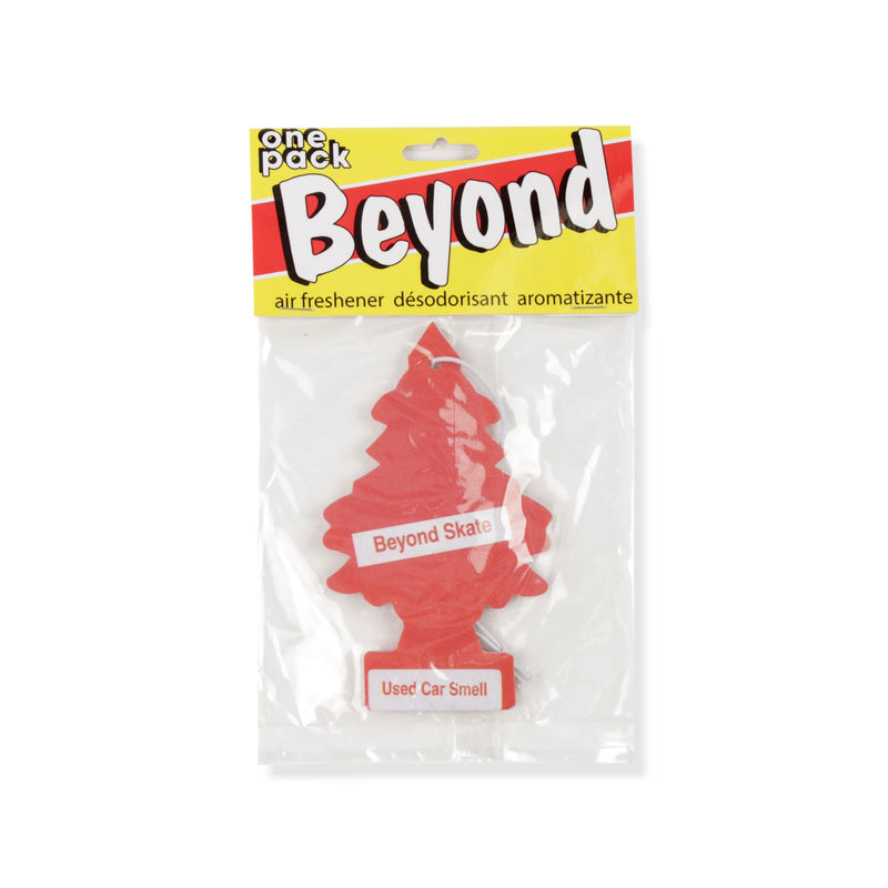 Beyond Used Car Air Freshener Product Photo