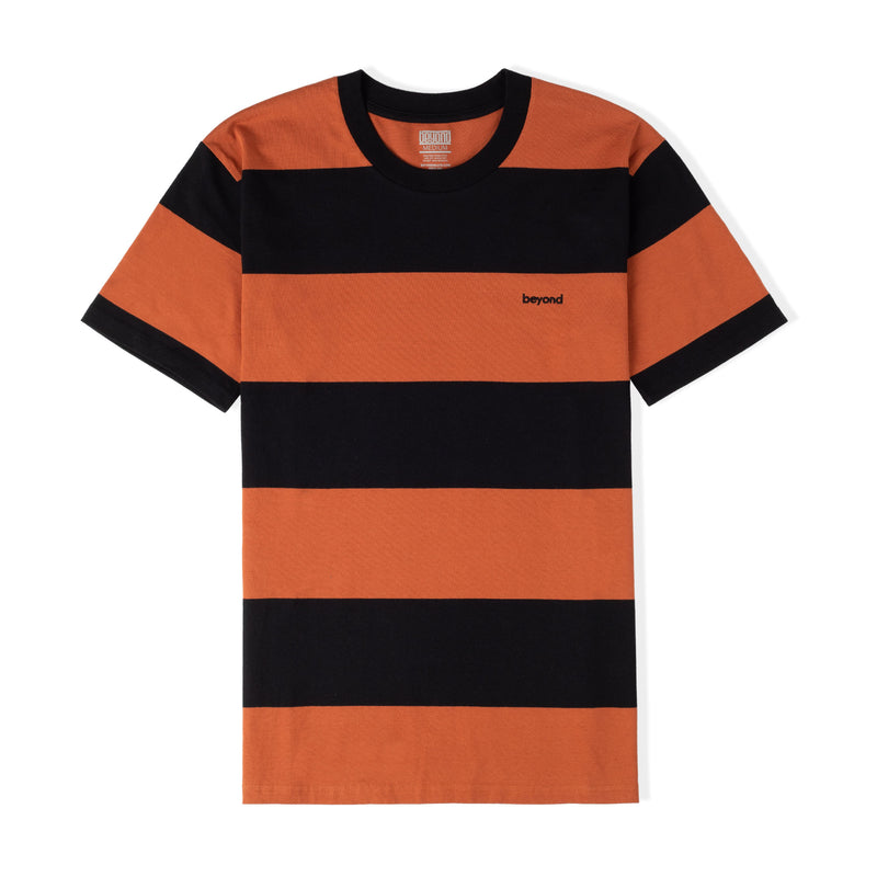 Beyond Big Stripe Tee Product Photo