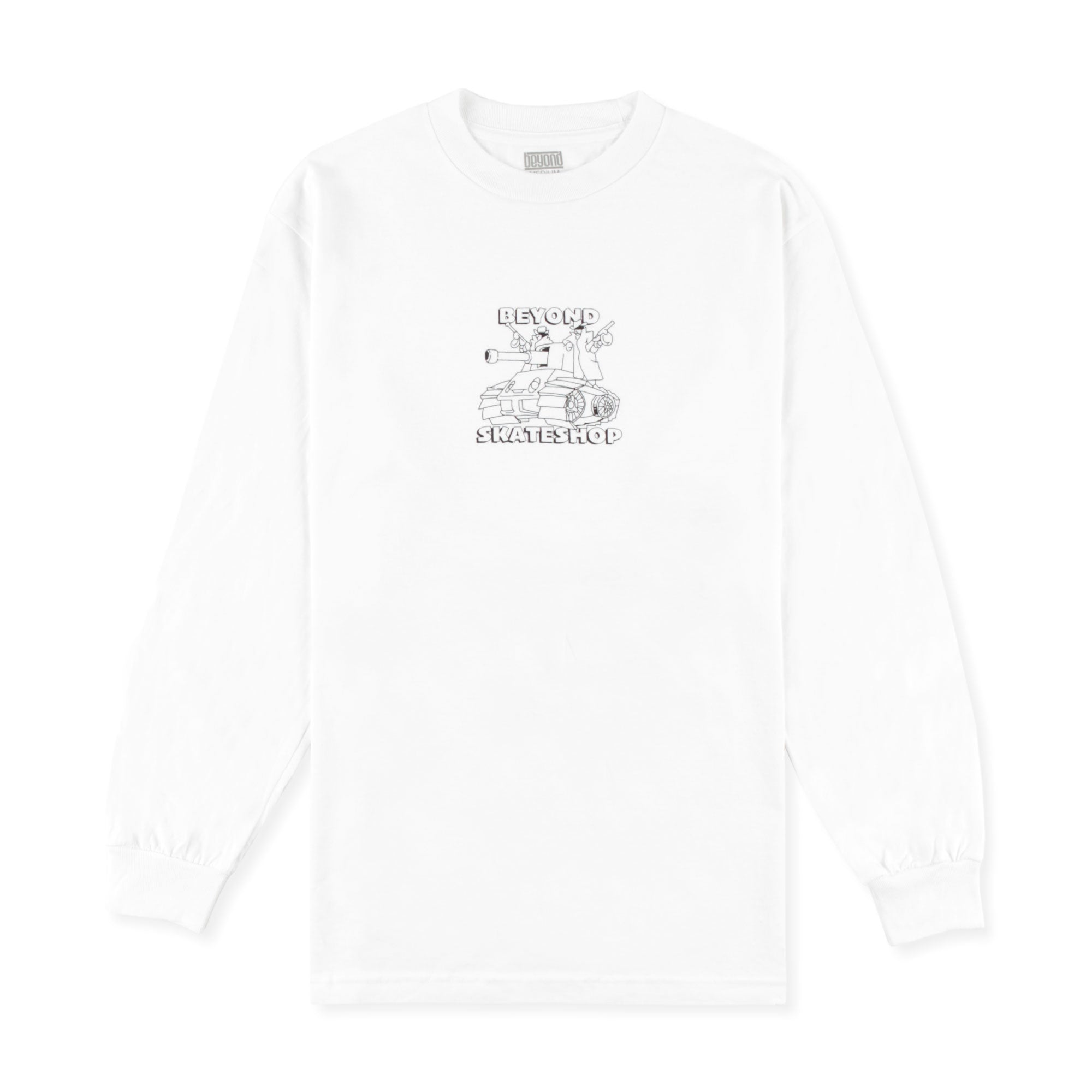Beyond Bout It L/S Tee Product Photo #1
