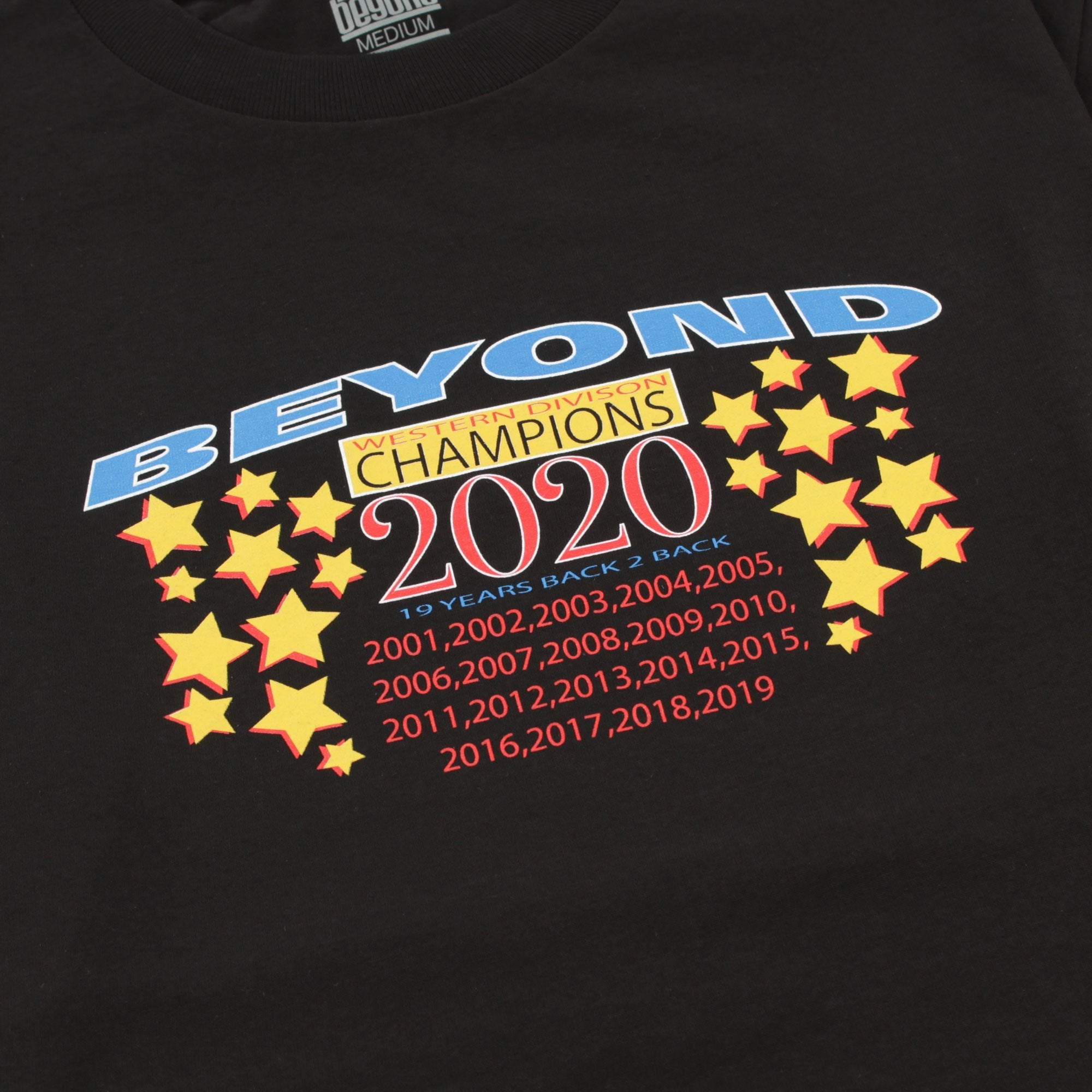 Beyond Back 2 Back Tee Product Photo #2