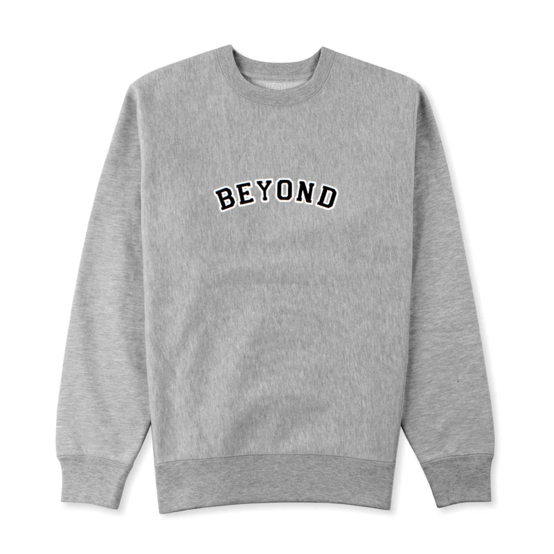 Beyond College Arch Crewneck Product Photo