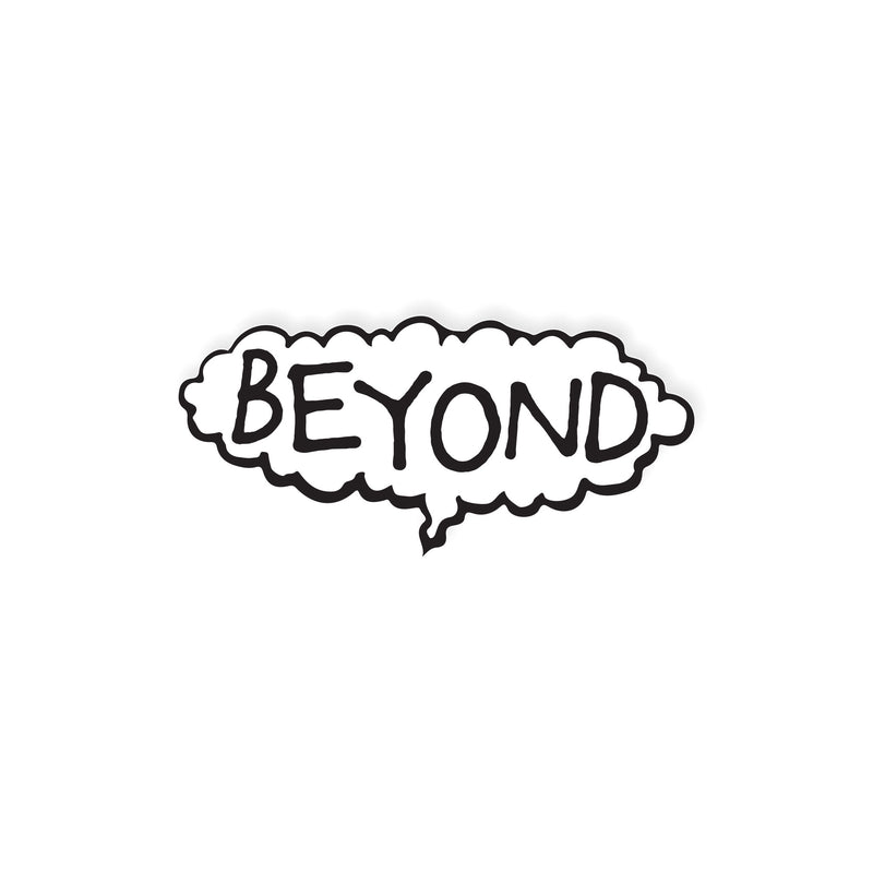 Beyond Comic Sticker Product Photo