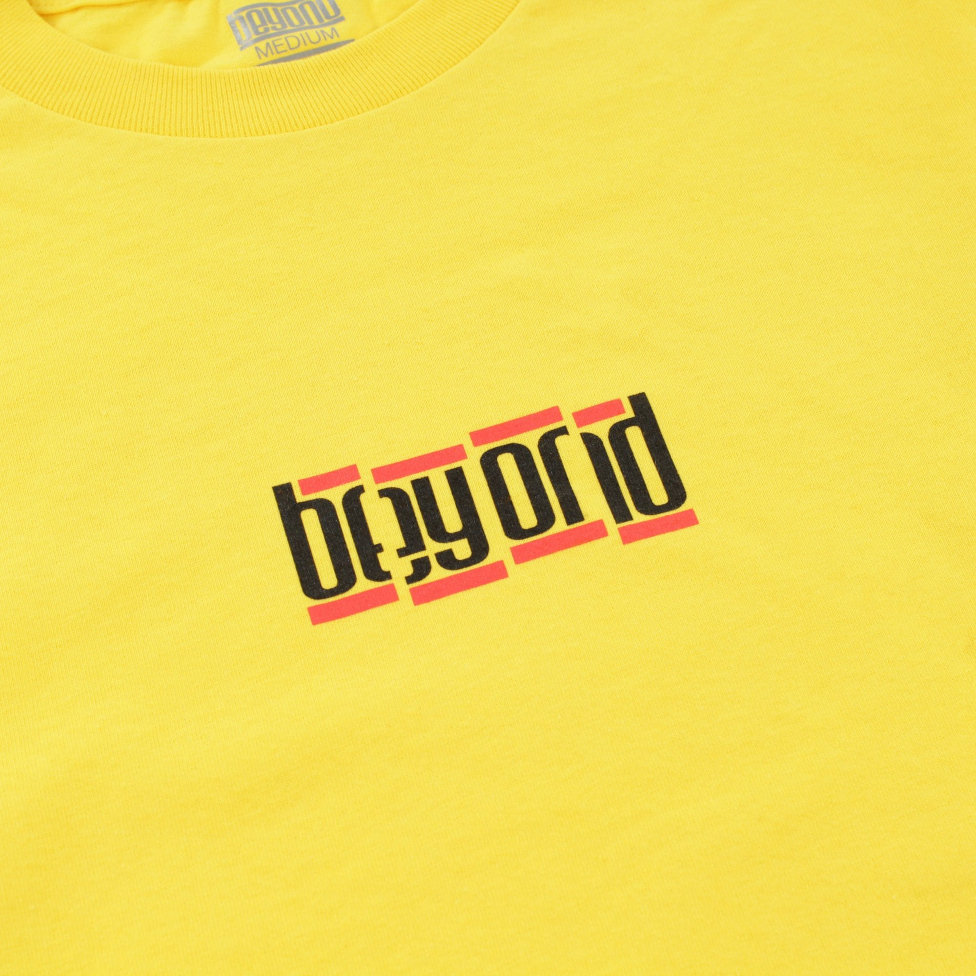 Beyond Cut Up Tee