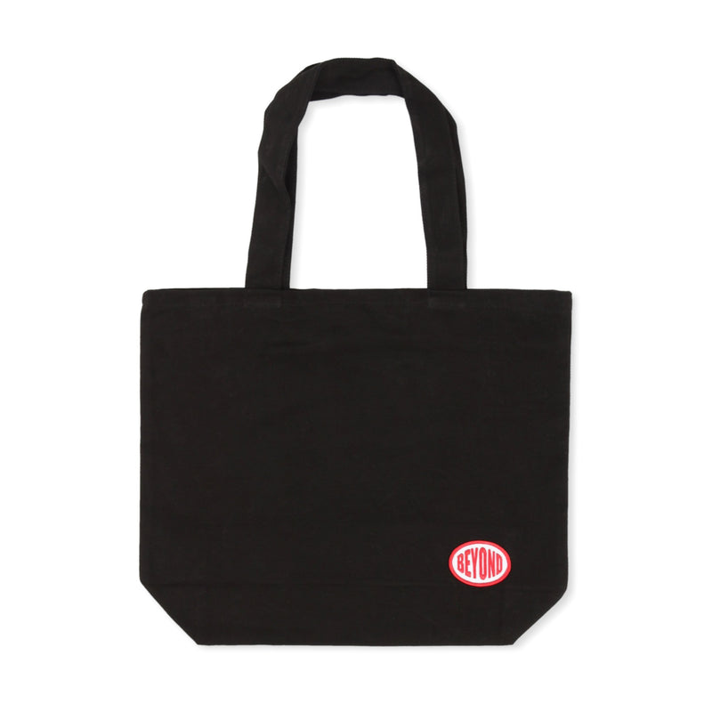 Beyond Patch Heavyweight Tote Bag Product Photo