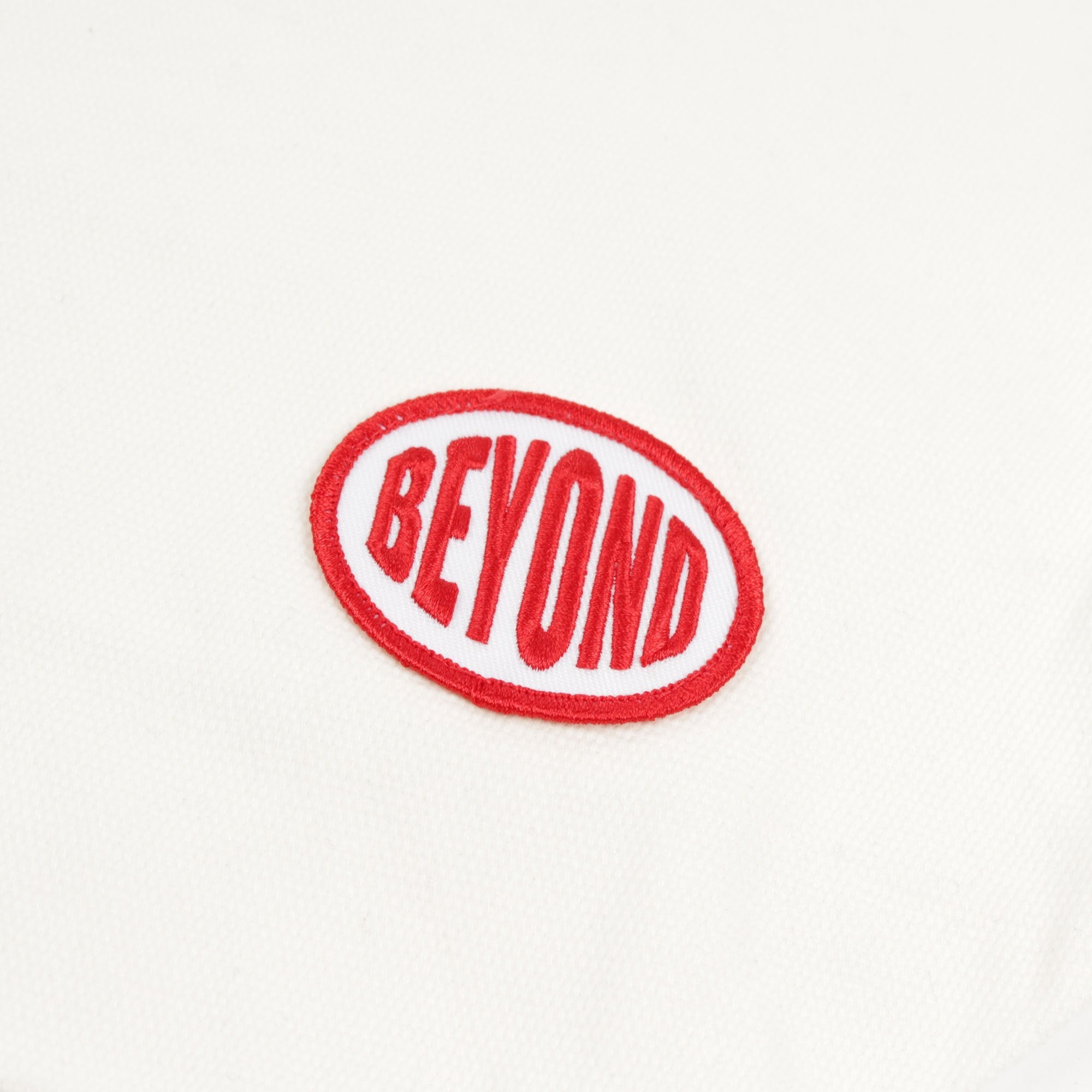 Beyond Patch Heavyweight Tote Bag Product Photo #2