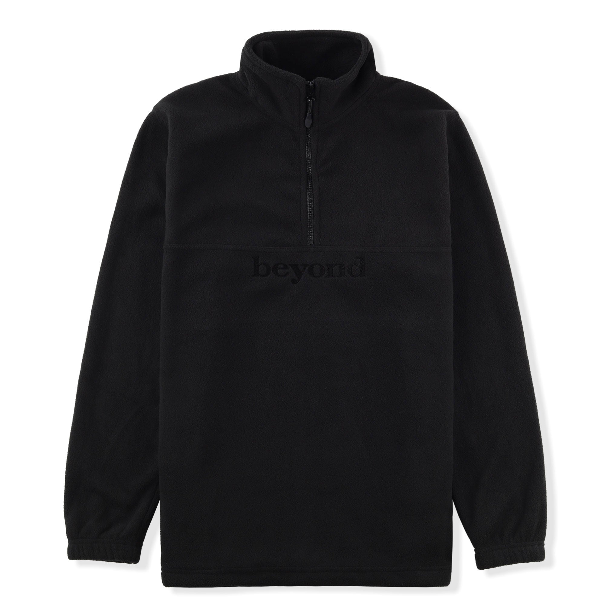 Beyond Embroidered 1/4 Zip Product Photo #1