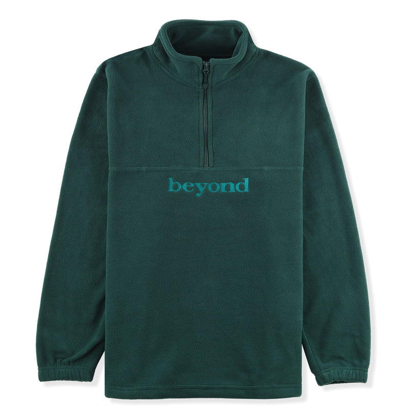 Beyond Embroidered 1/4 Zip Product Photo