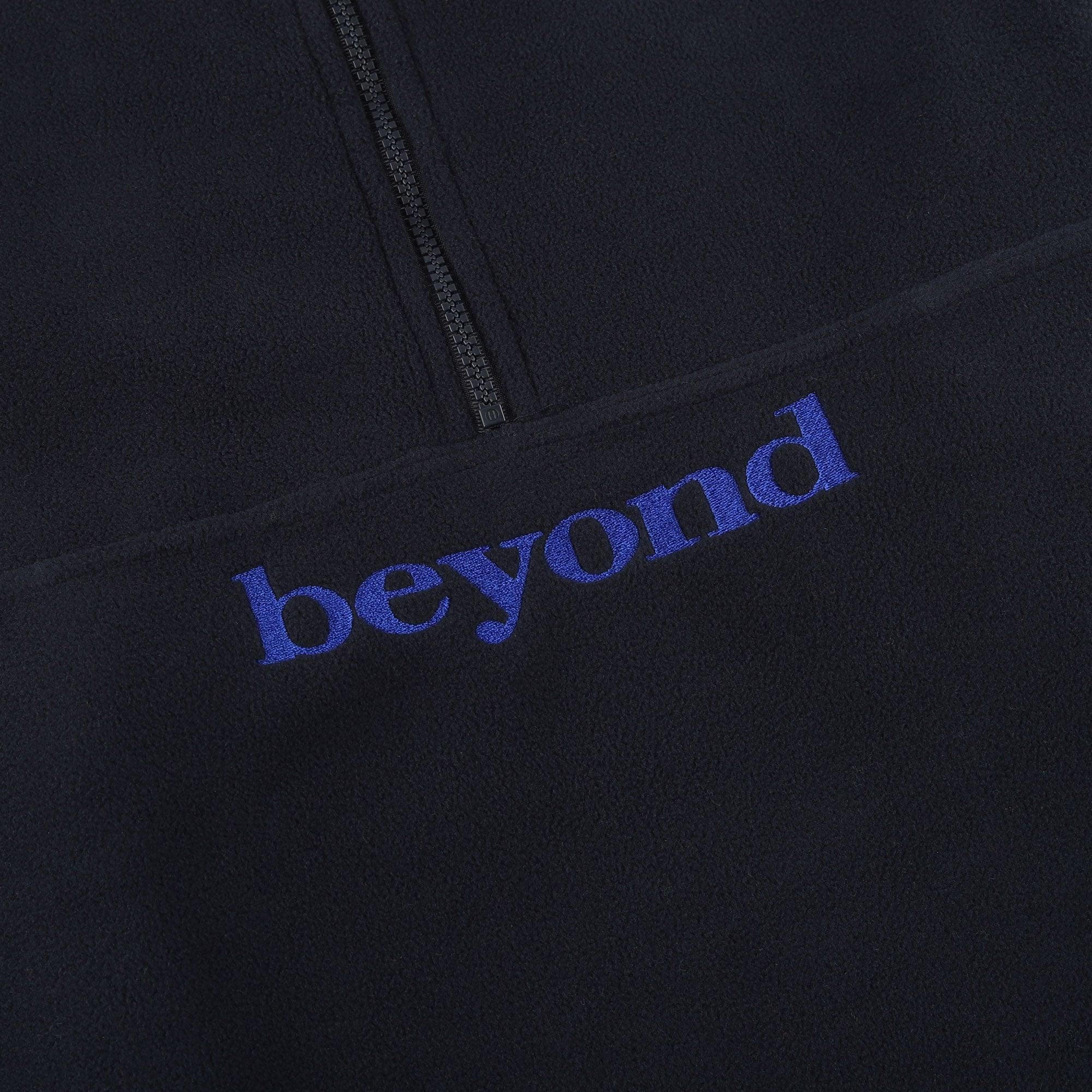 Beyond Embroidered 1/4 Zip Product Photo #2