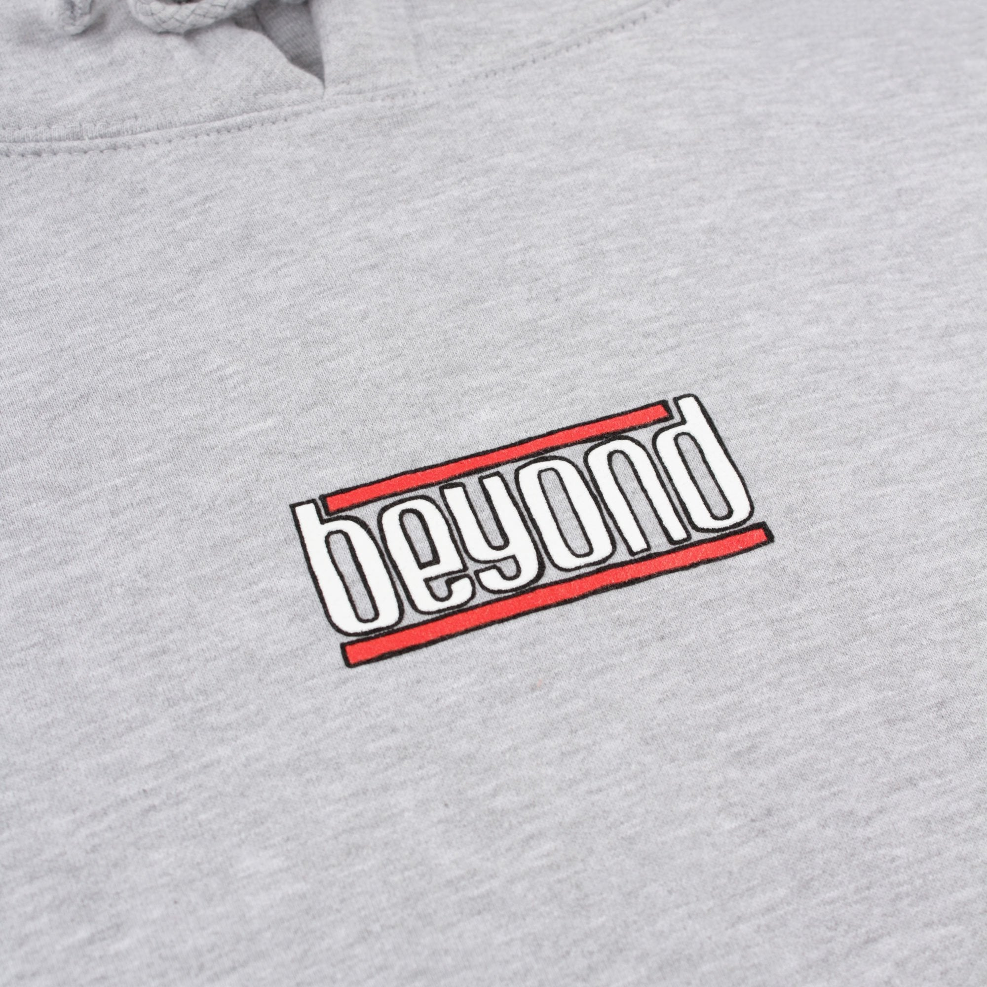 Beyond Hand Drawn Logo Hood Product Photo #2