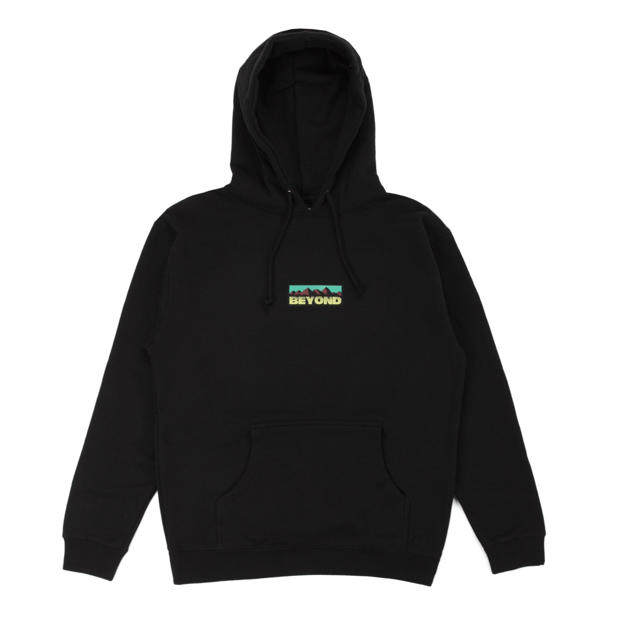 BEYOND MT PATCHEMENJARO HOODIE