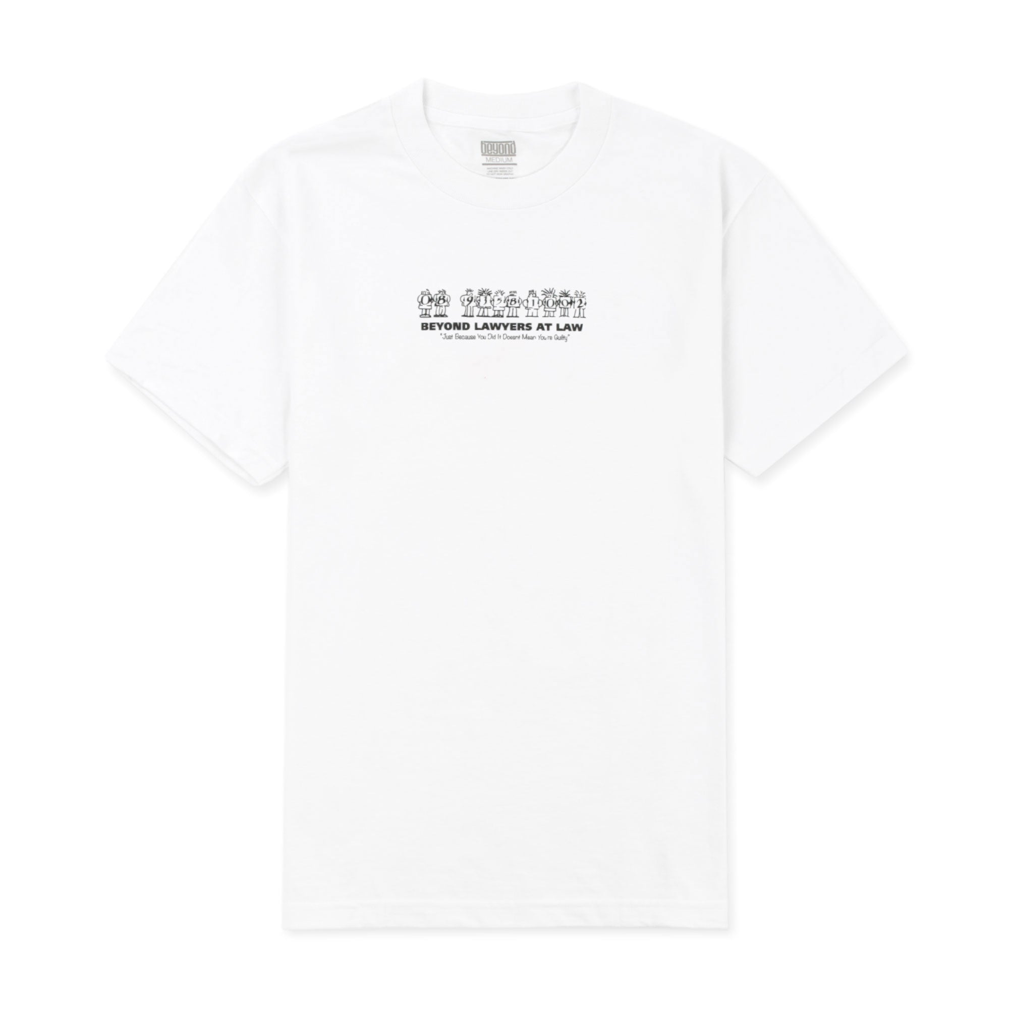 Beyond Lawyers Tee Product Photo #2