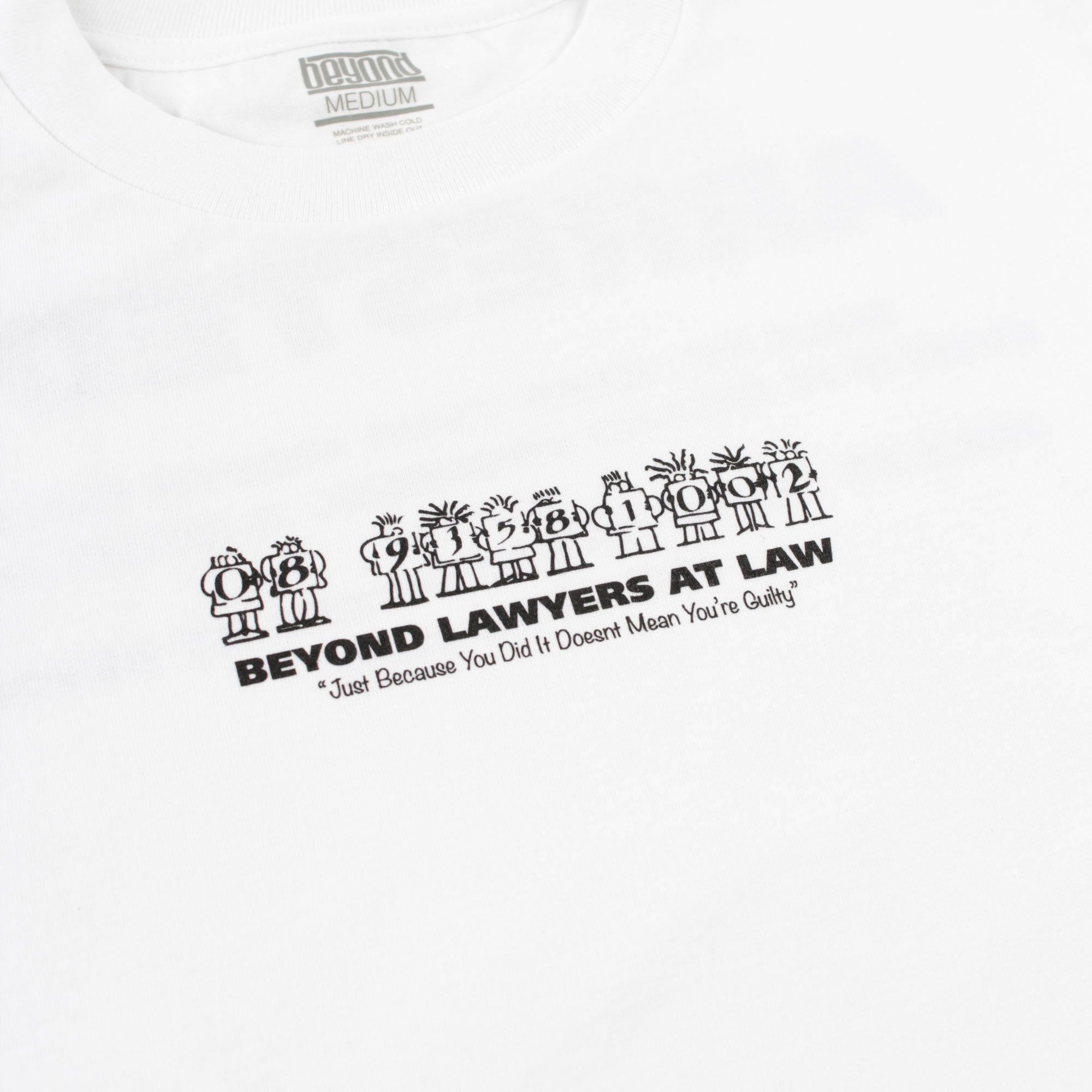 Beyond Lawyers Tee Product Photo #3