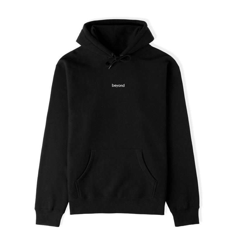 Beyond Lil Logo Hood Product Photo