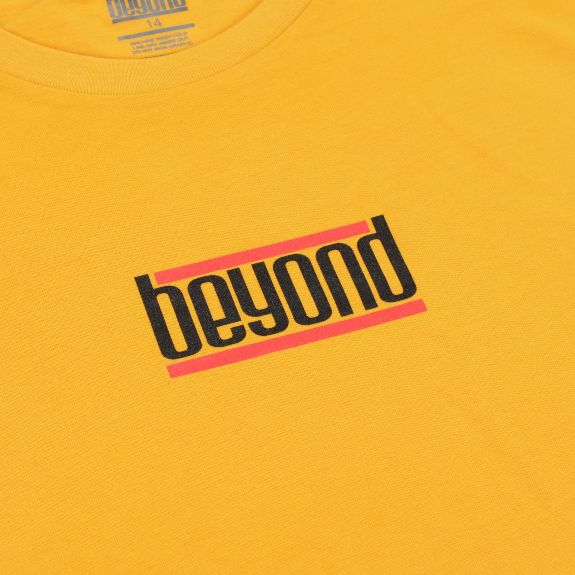 Beyond Logo Tee (Youth) Product Photo #2