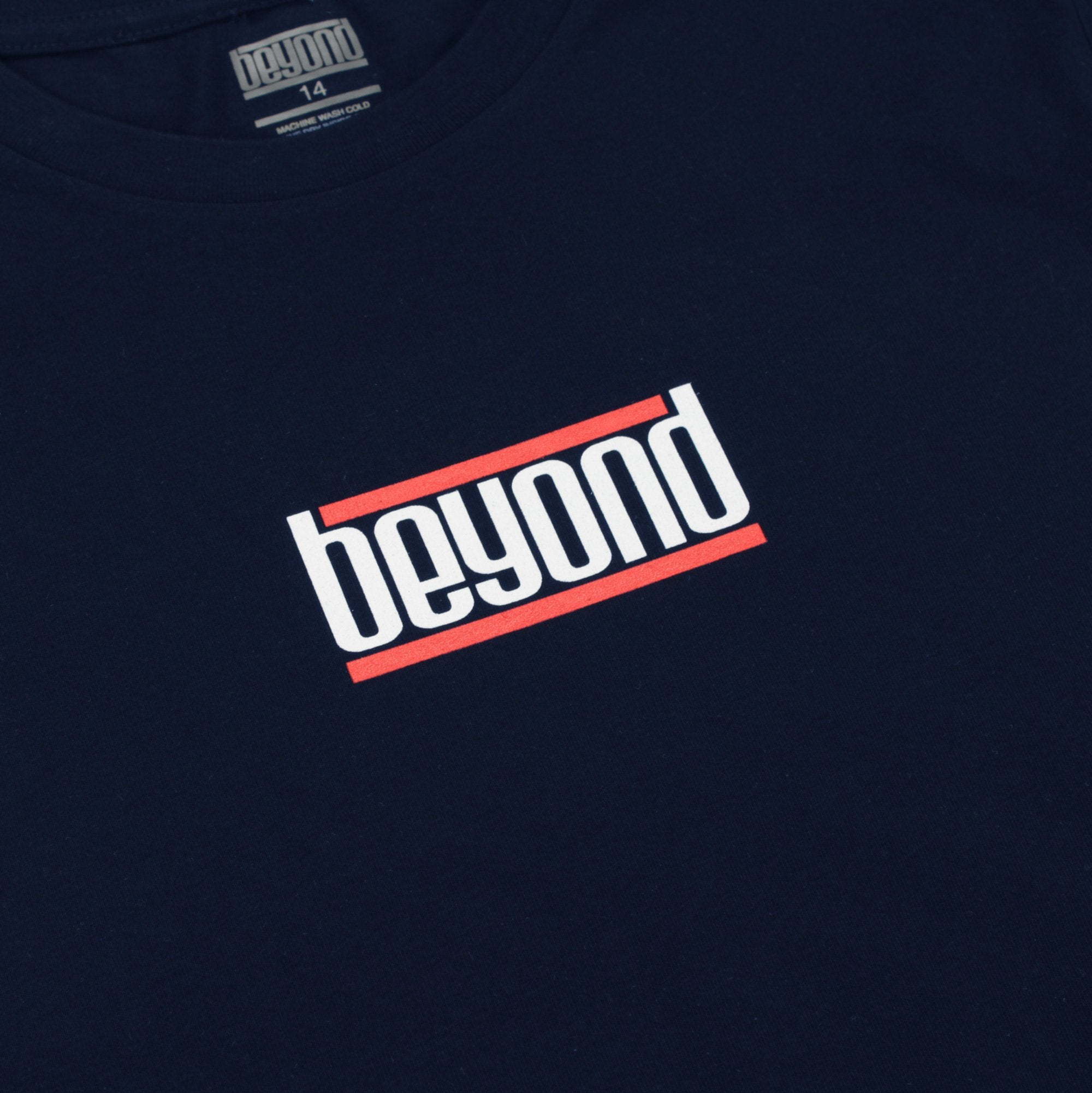 Beyond Logo Tee (Youth)