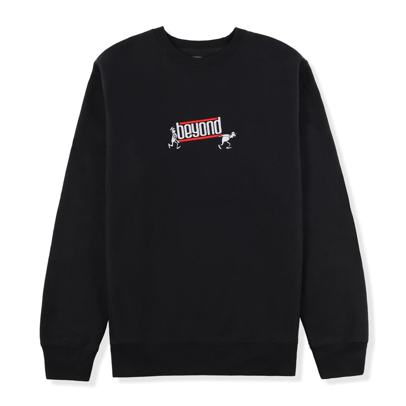 Beyond Moving Men Crewneck Product Photo