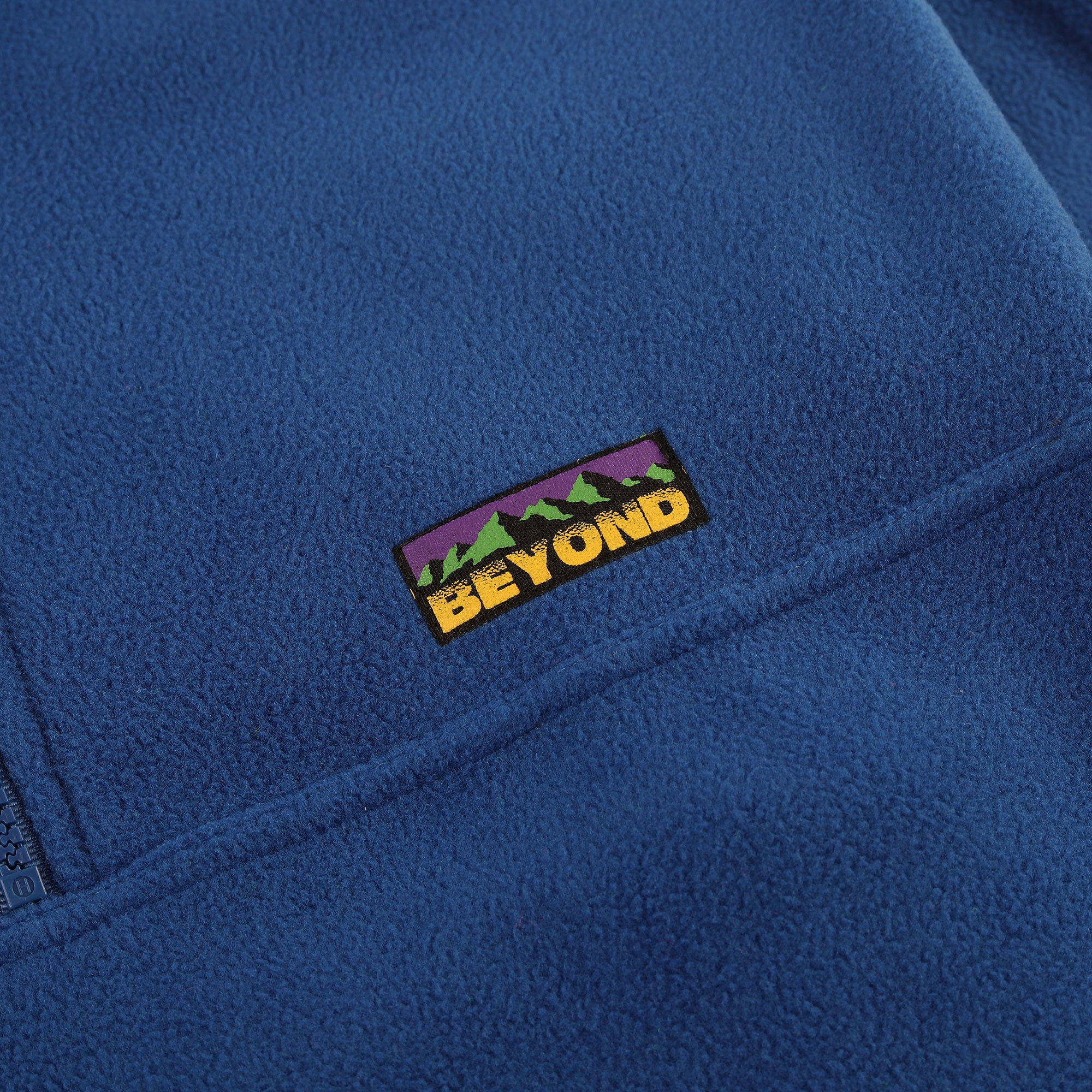 Beyond Patchemenjaro 2 1/4 Zip Fleece Product Photo #2