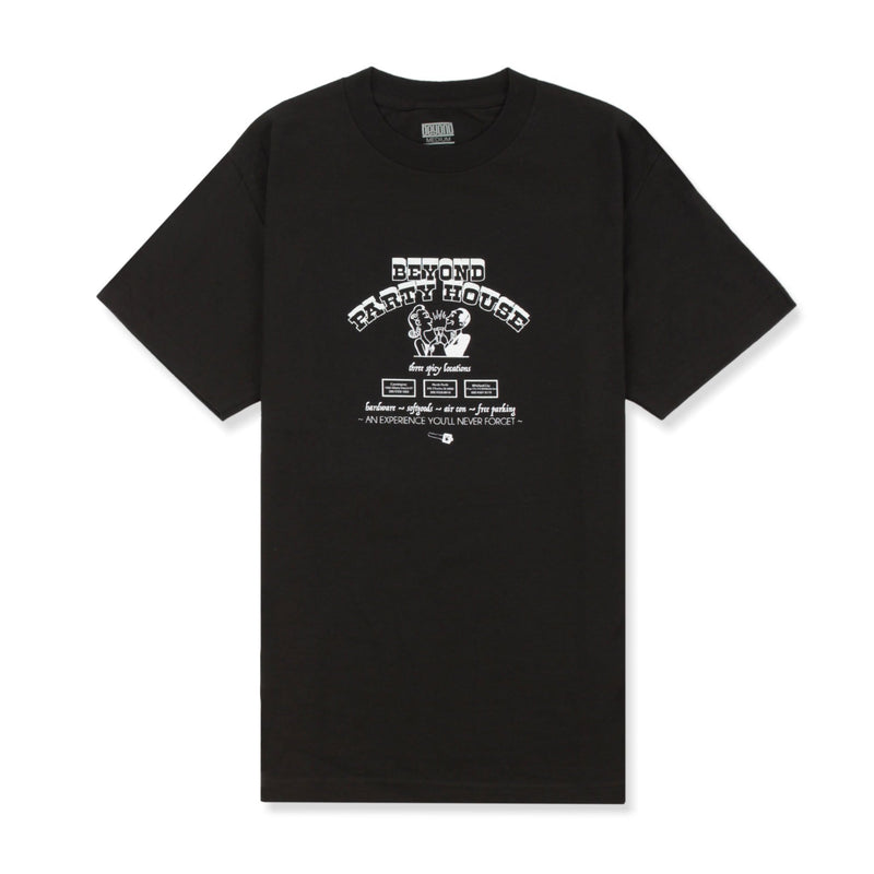 Beyond Partyhouse Tee Product Photo