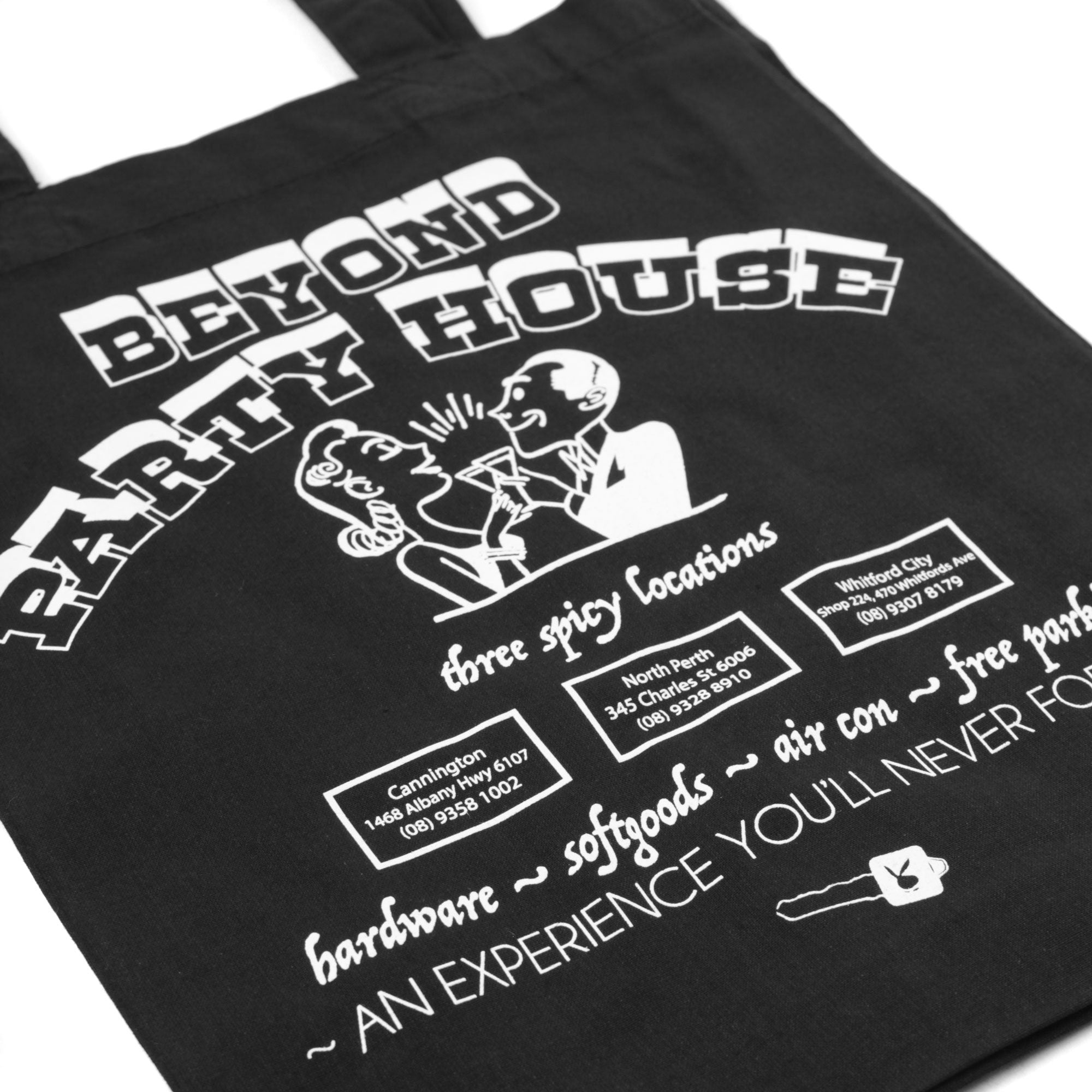 Beyond Party House Tote Bag Product Photo #2
